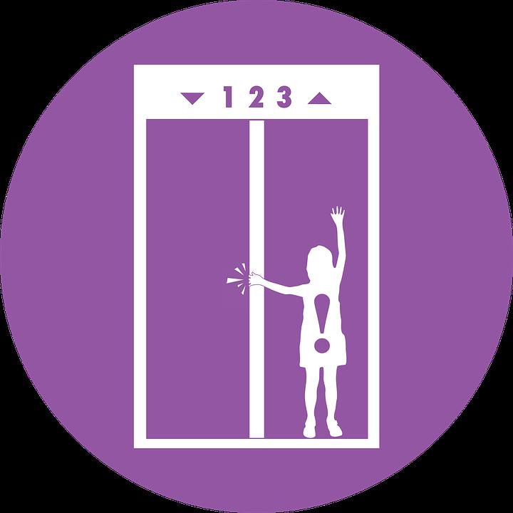 ילדים ודלתות של מעליות - שילוב רע